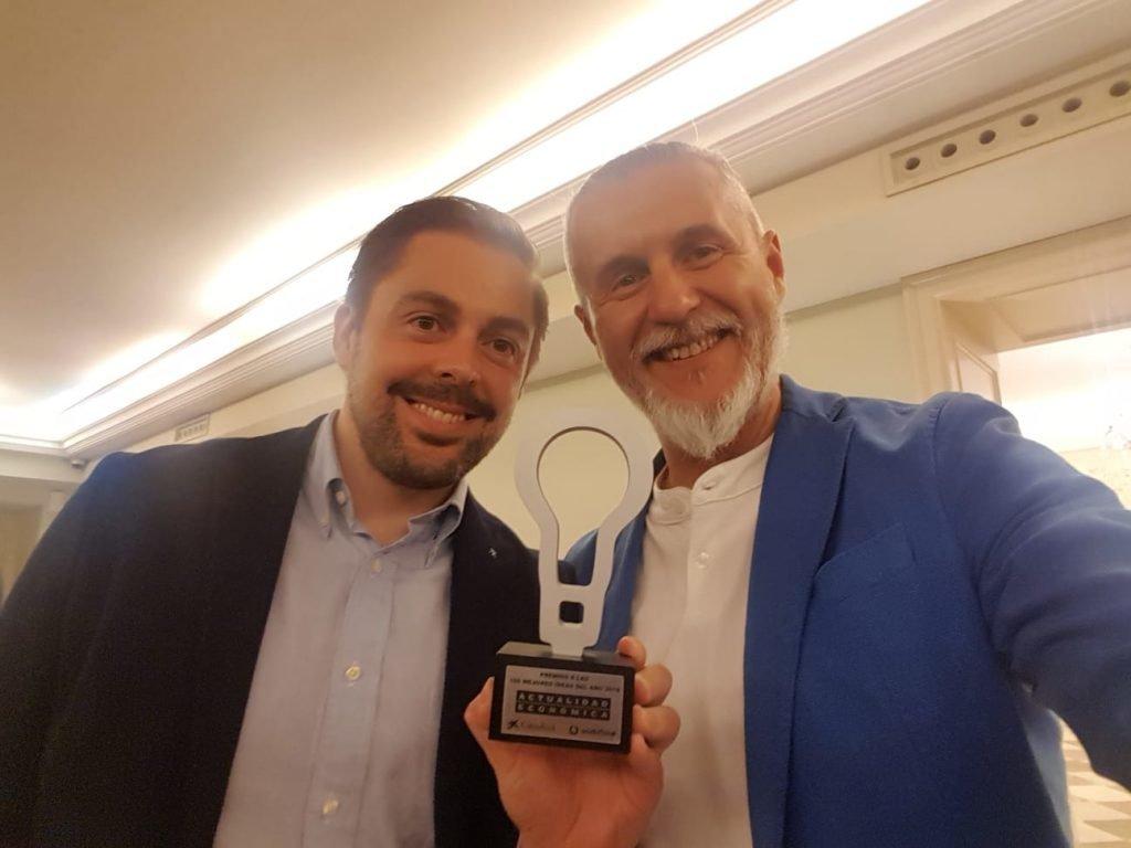 Blarlo - Premio a la mejor idea 2018 - Actualidad Económica